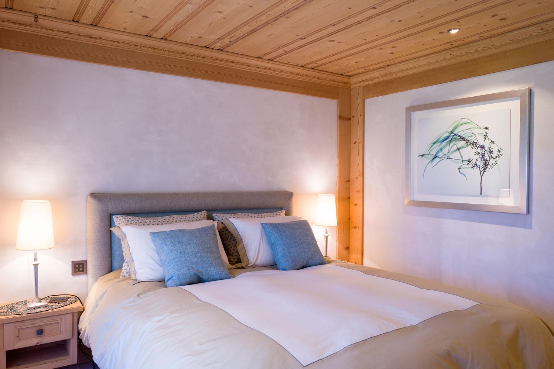 Anspruchsvoll Traum Schlafzimmer Foto Von «traum In Blau» Mit Feinen Blautönen Und